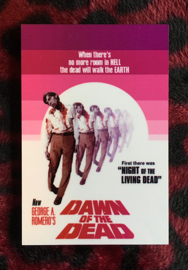 Dawn of the Dead Style B Magnet