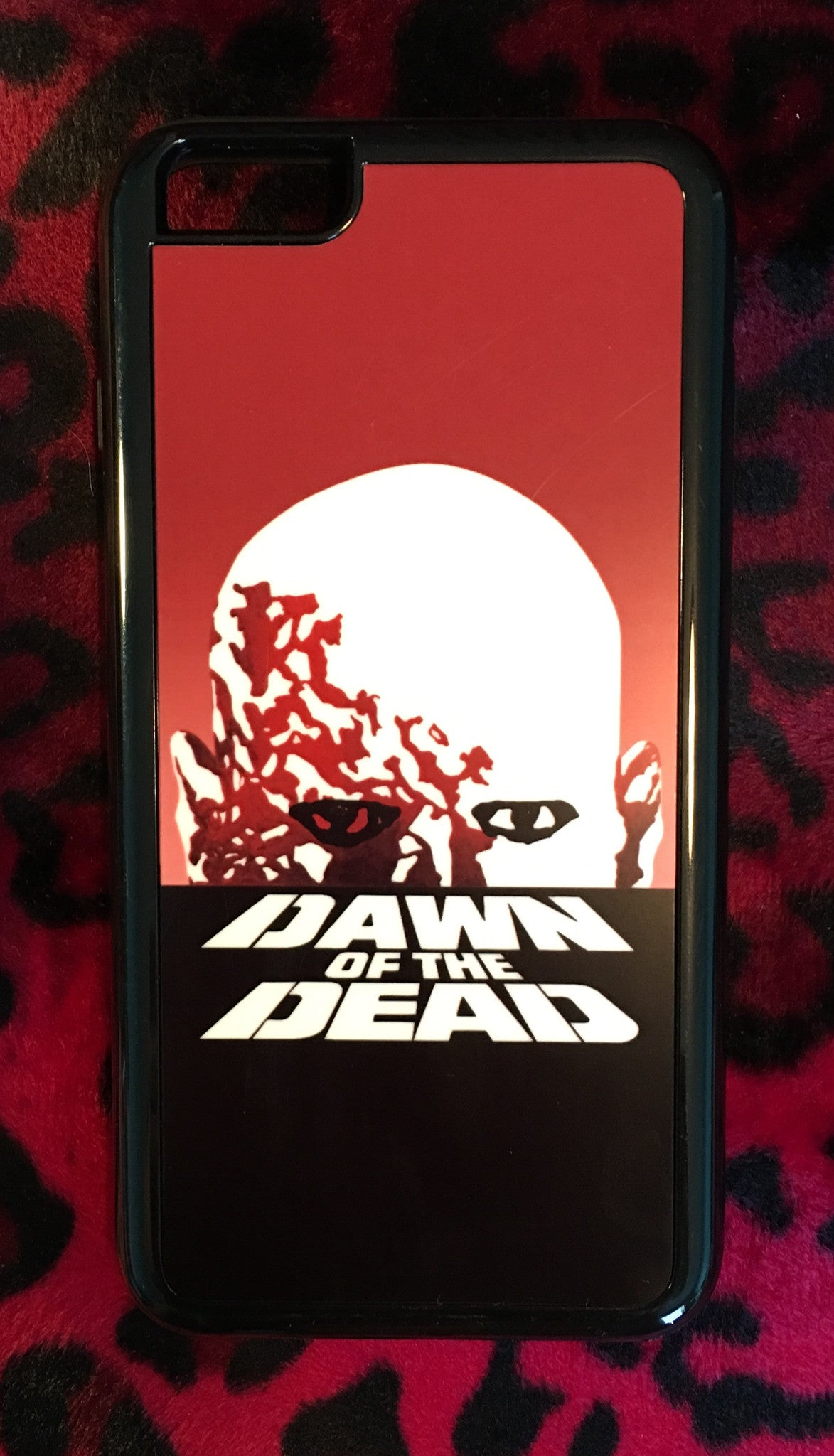 Dawn of the Dead Style A iPhone 6+/6S+ Case