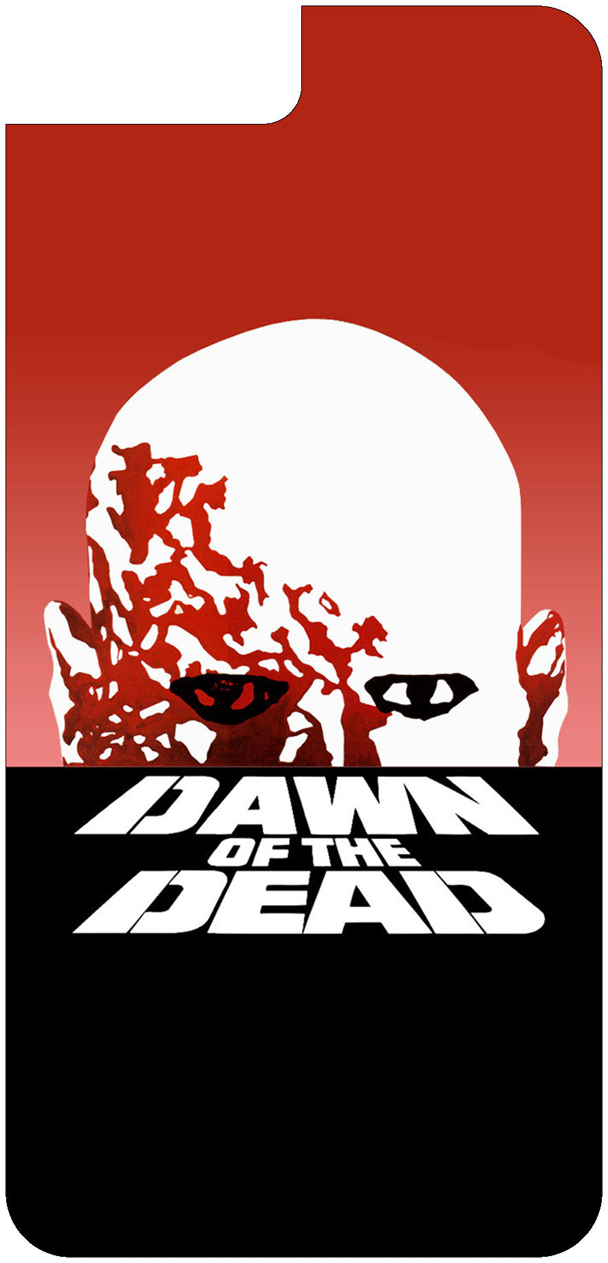 Dawn of the Dead Style A iPhone 7+ Case