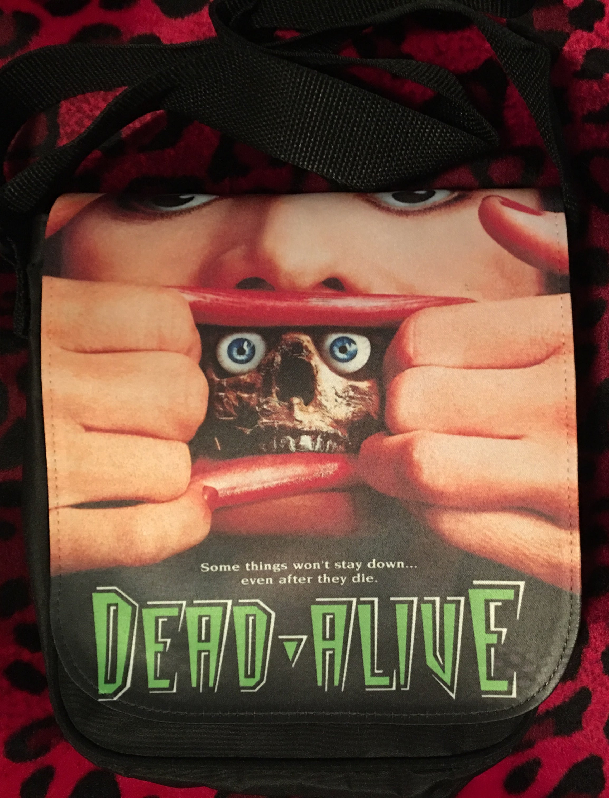 Dead Alive Small Bag