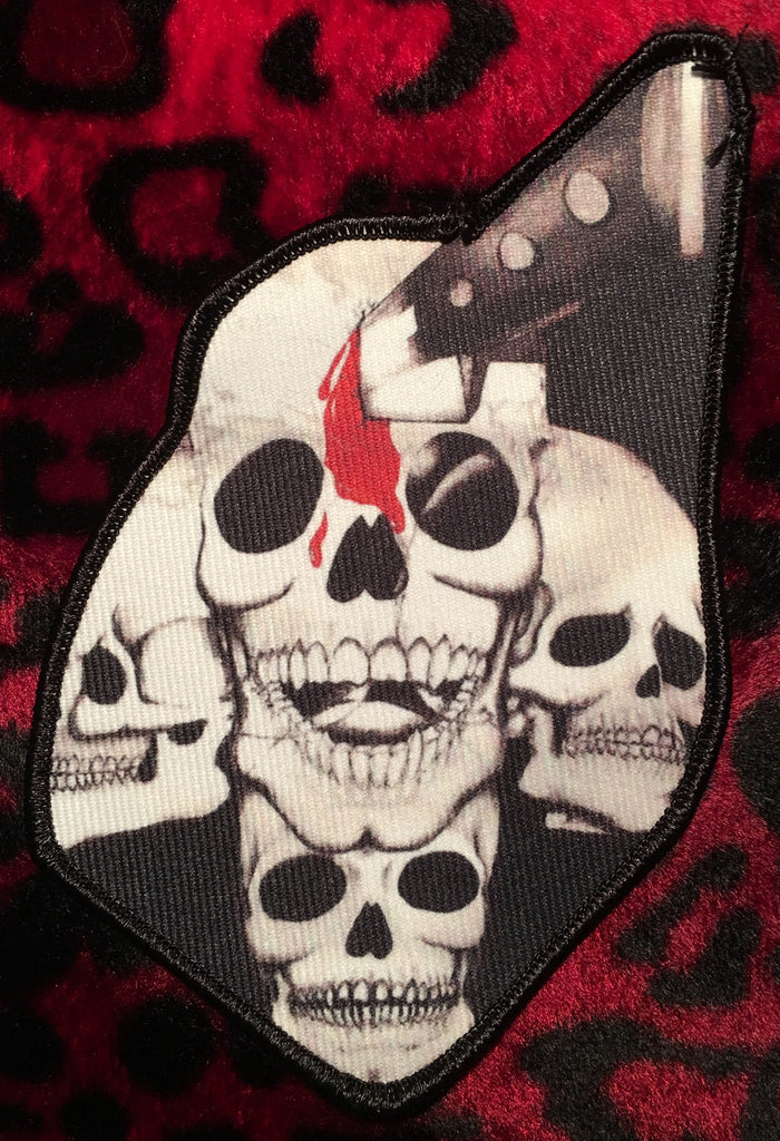 Death Faces Patch