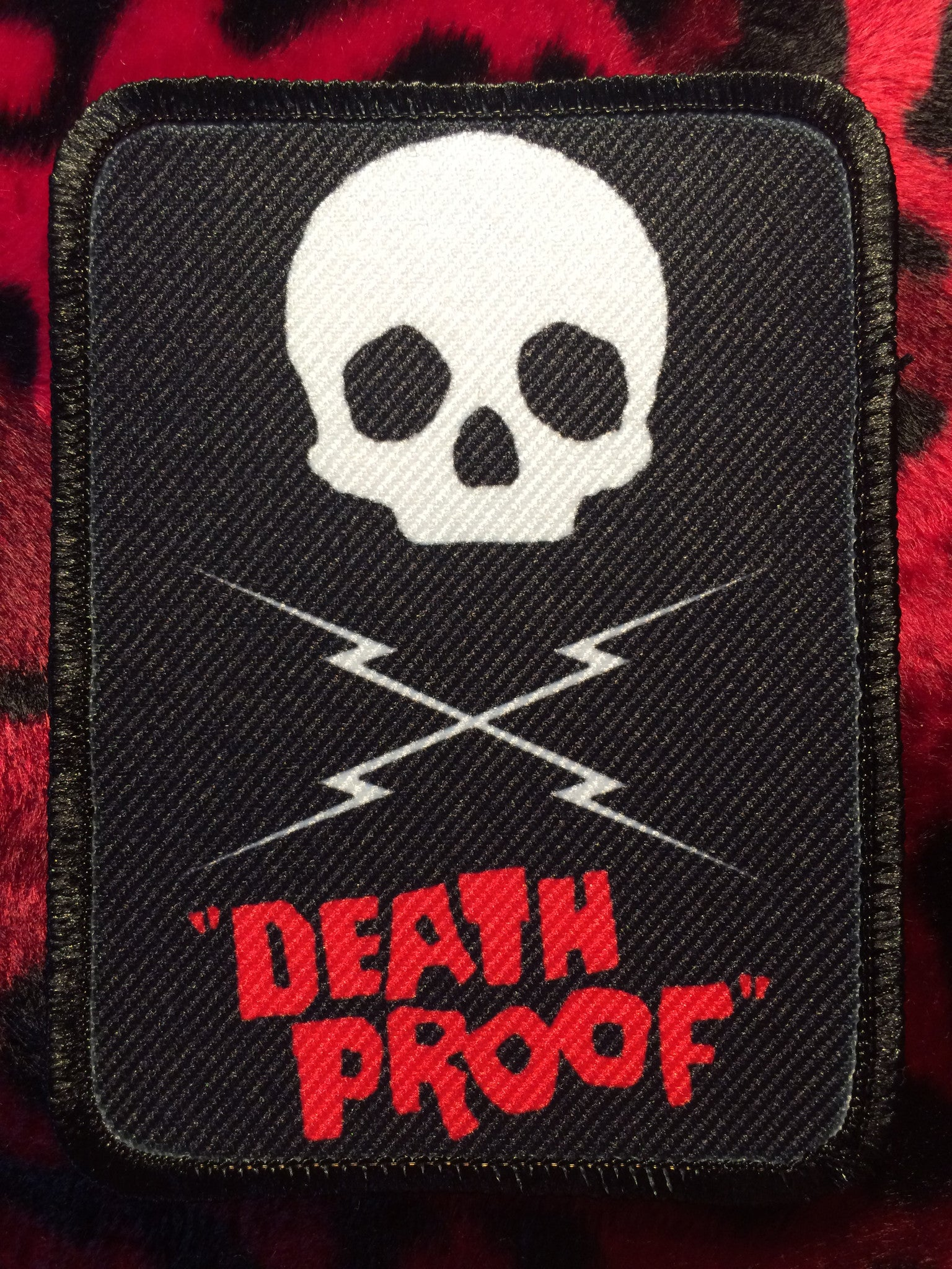 Death Proof Patch