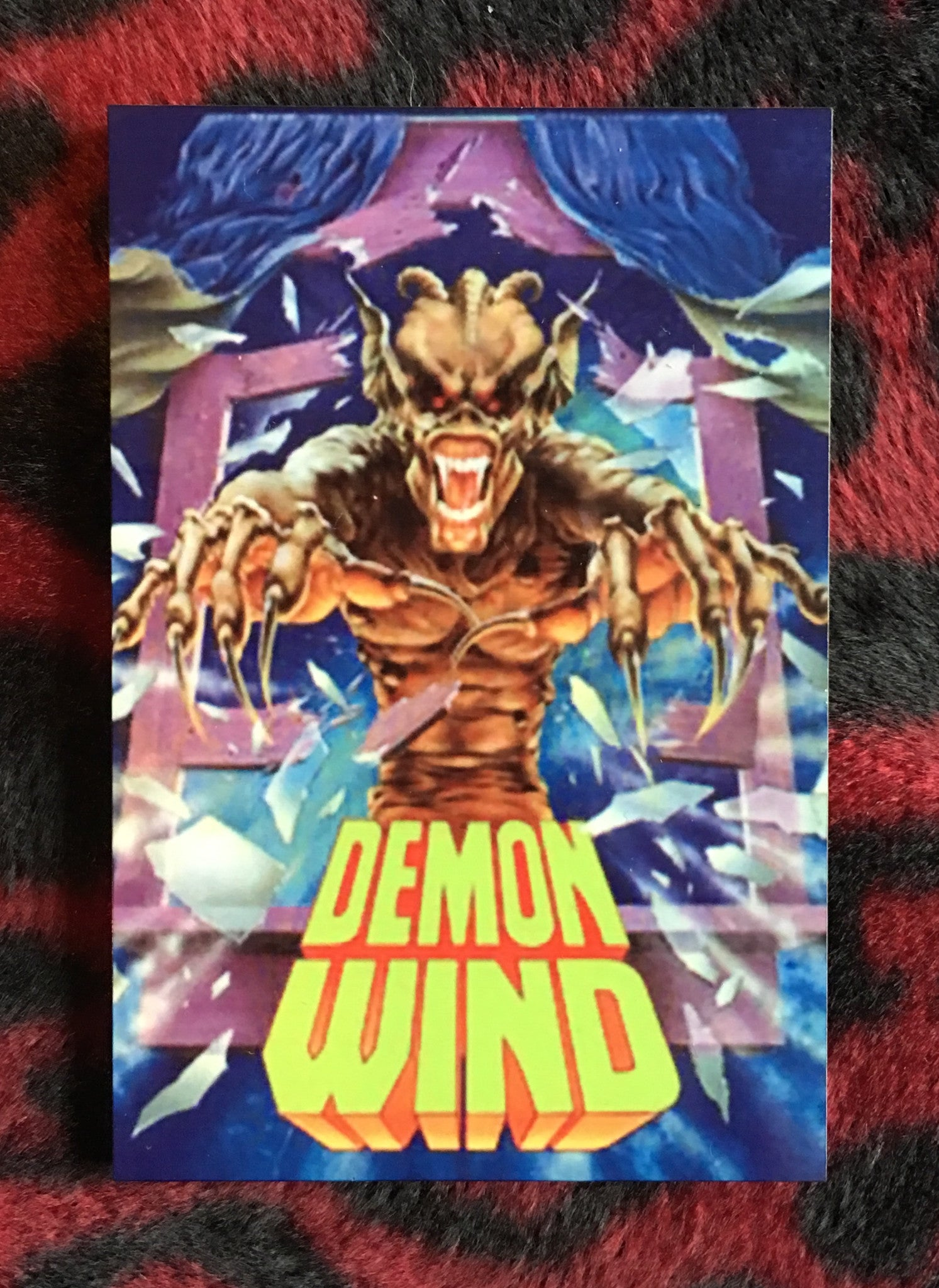 Demon Wind Magnet