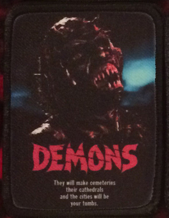 Demons Style C Patch