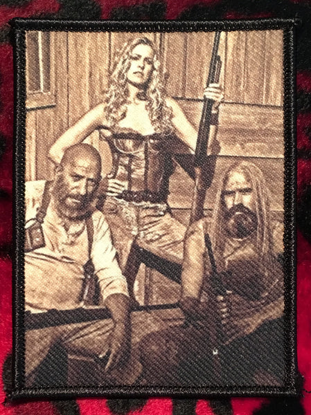 Devil S Rejects Trio Patch Scream For Me Inc