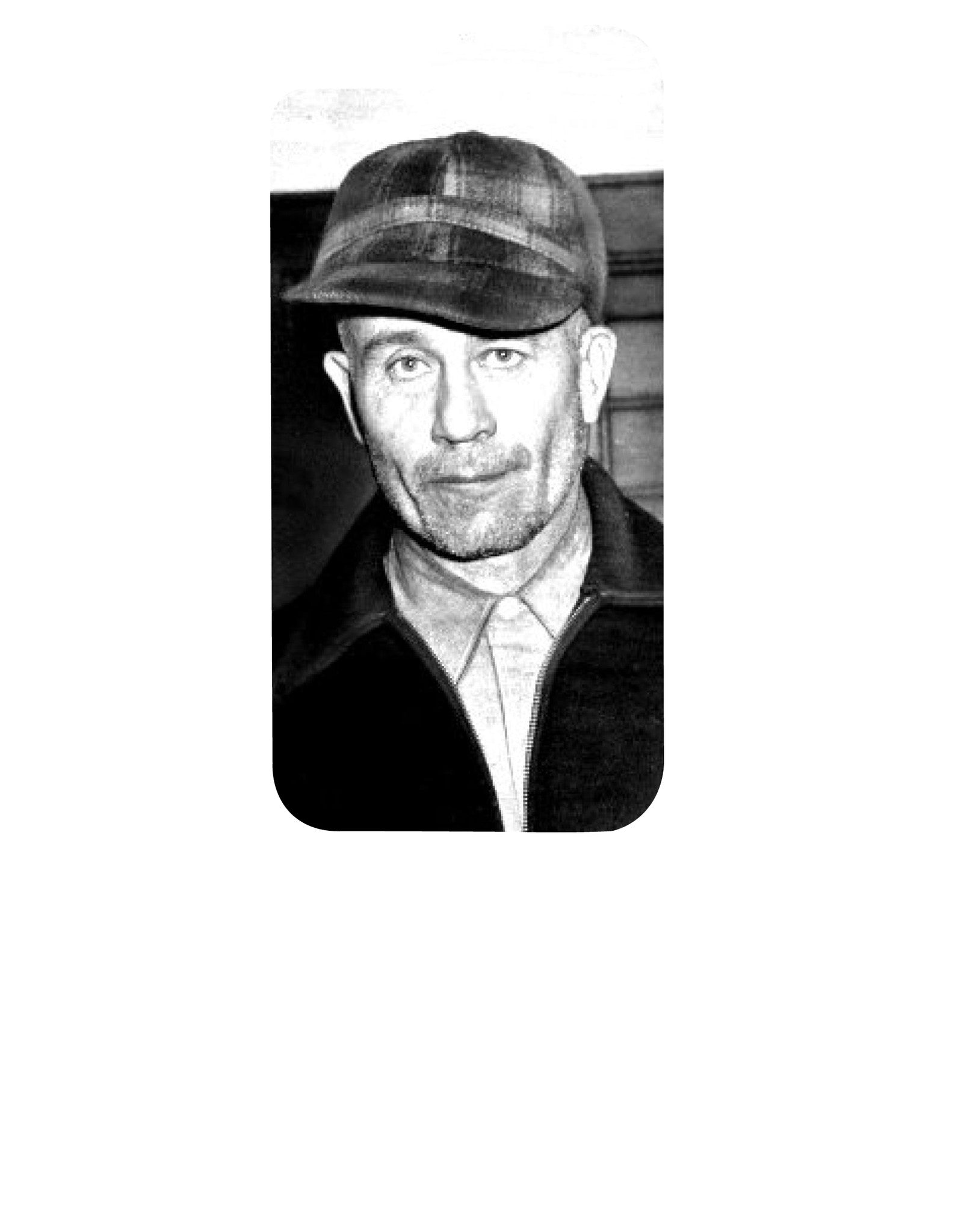 Ed Gein iPhone 6/6S Case