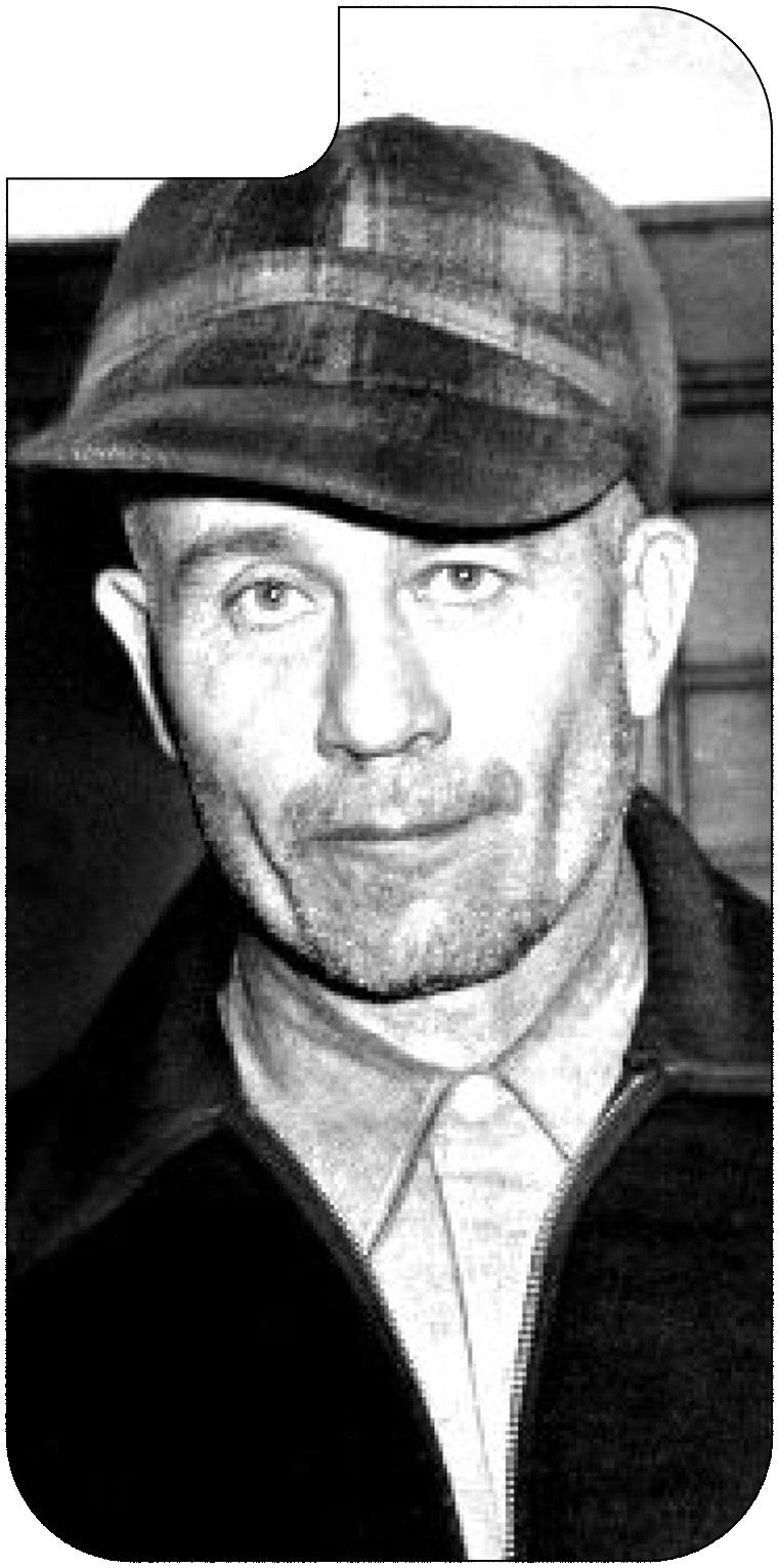 Ed Gein iPhone 5/5S Case