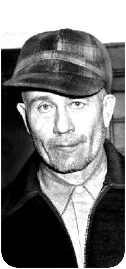 Ed Gein iPhone 7 Case