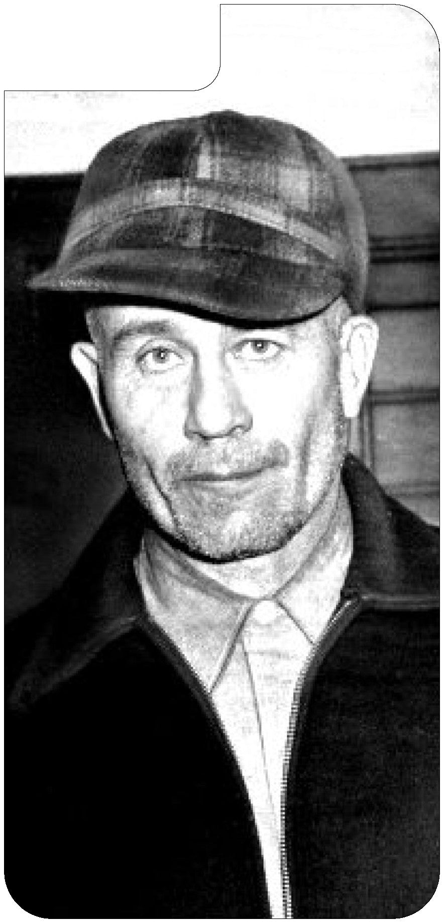 Ed Gein iPhone 7+ Case