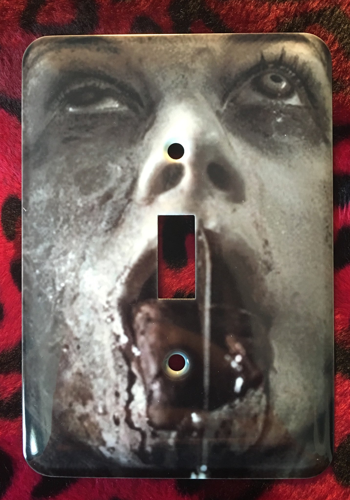Evil Dead Remake Single Light Switch Cover
