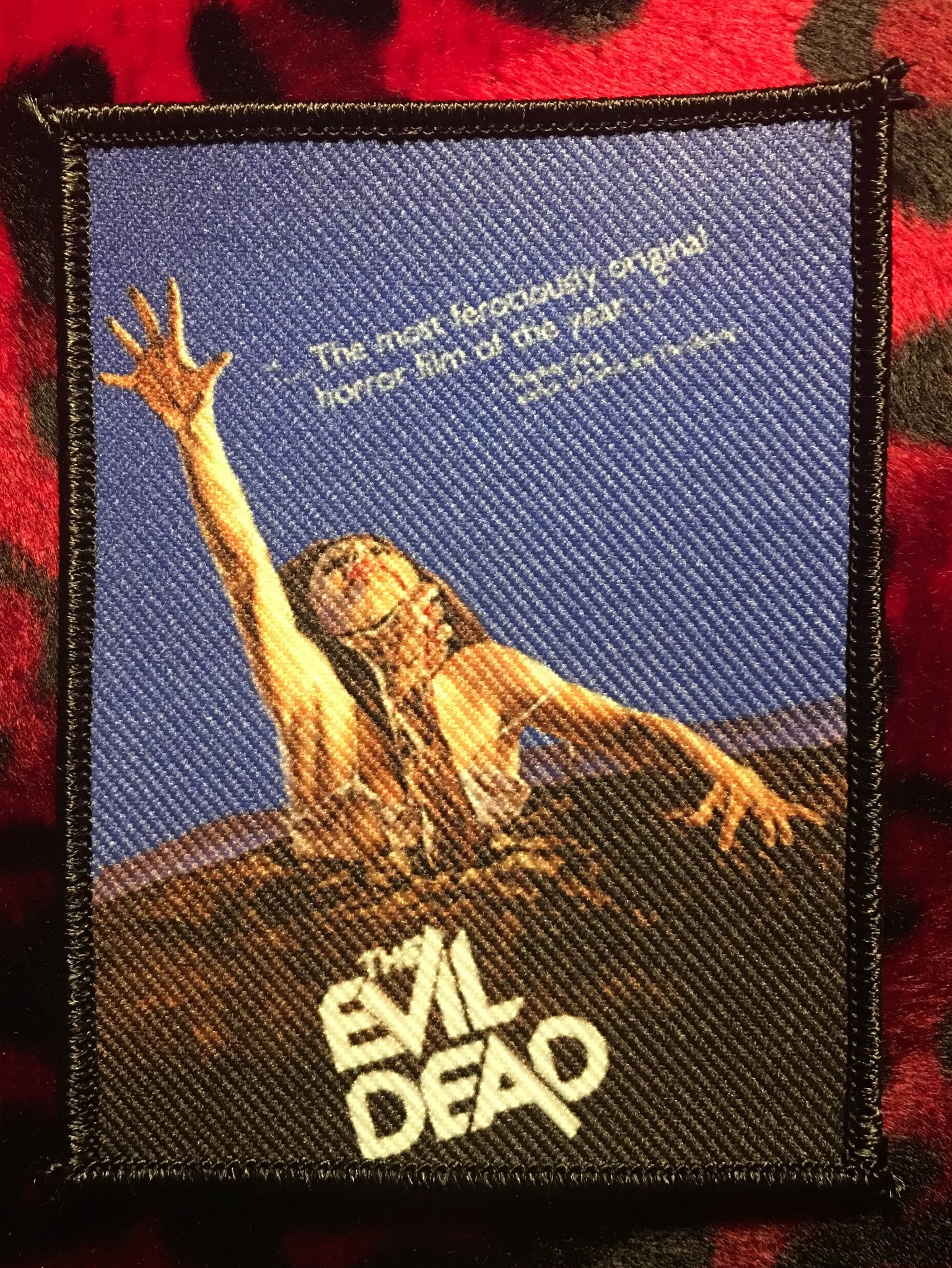 Evil Dead Style A Patch