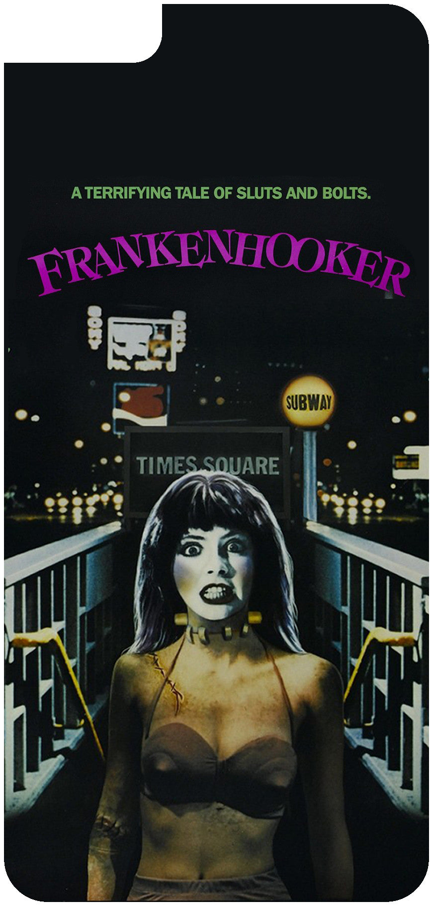 Frankenhooker iPhone 6+/6S+ Case