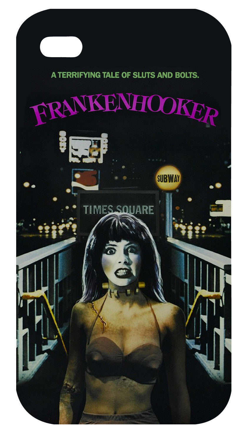 Frankenhooker iPhone 4/4S Case