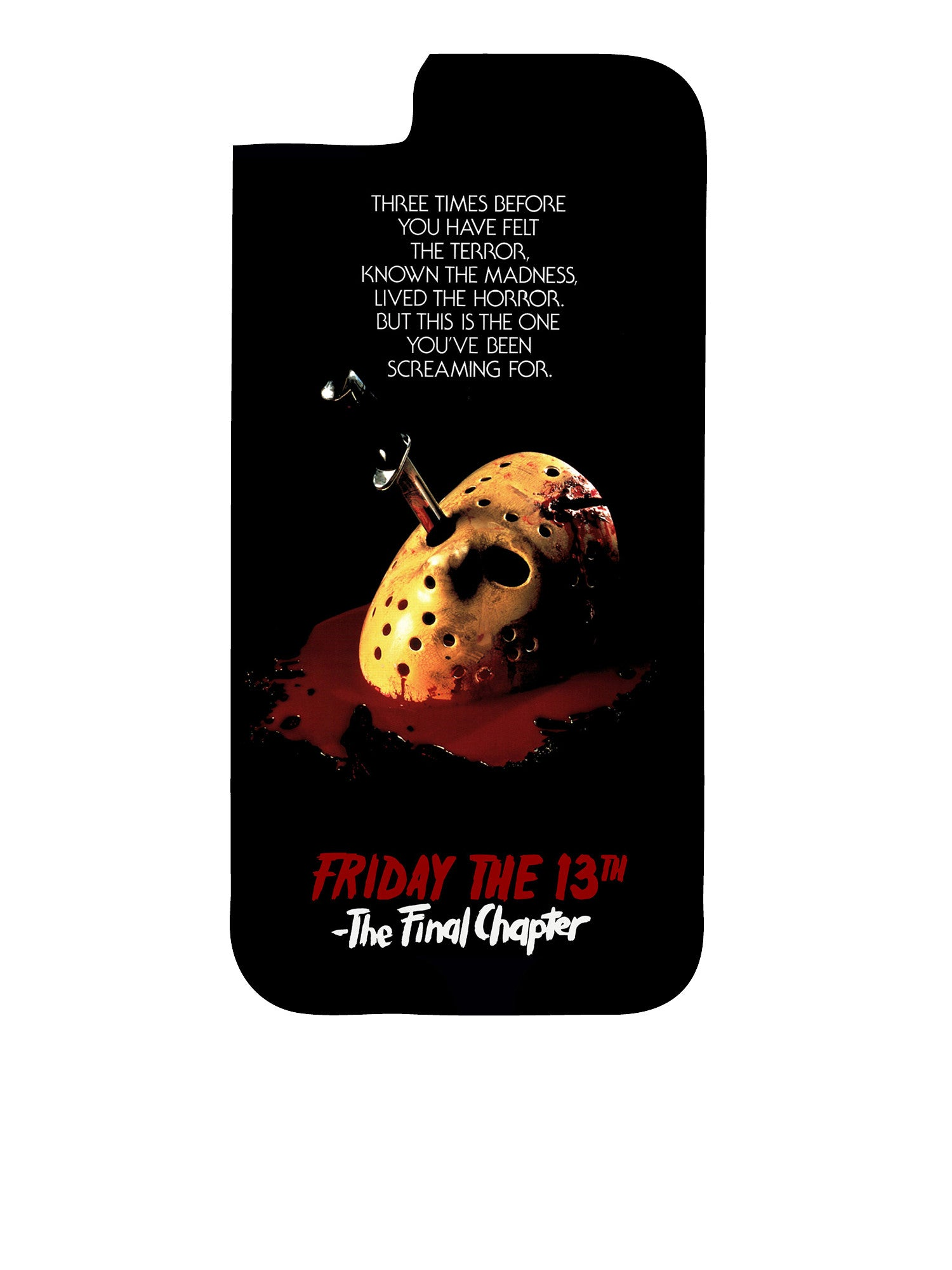 Friday the 13th The Final Chapter iPhone 5C Case