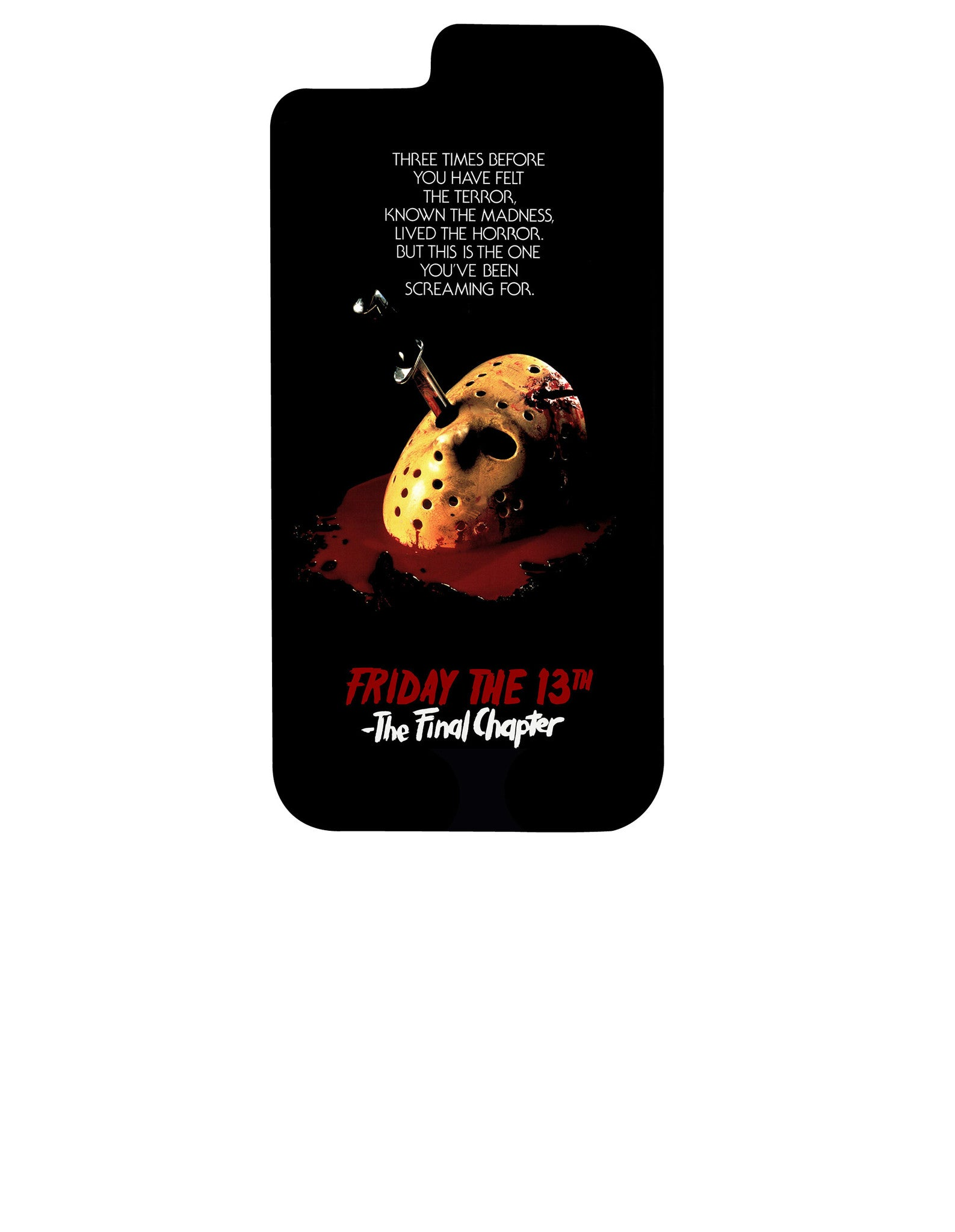 Friday the 13th The Final Chapter iPhone 6/6S Case