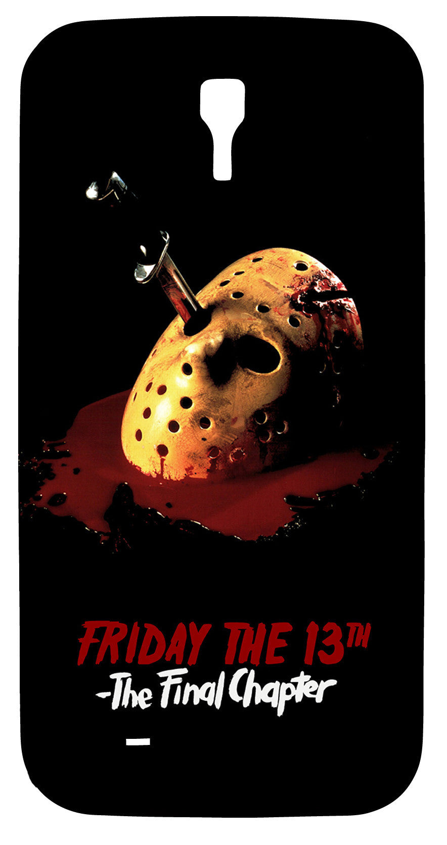 Friday the 13th The Final Chapter S4 Phone Case