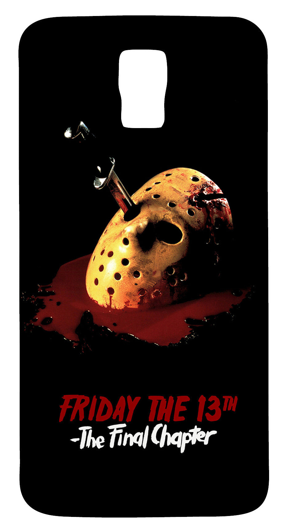 Friday the 13th The Final Chapter S5 Phone Case