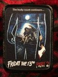 Friday the 13th Part 2 Patch
