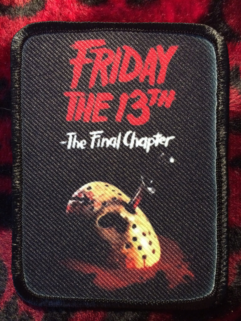Friday the 13th - The Final Chapter Patch