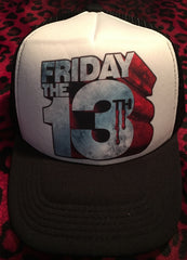 Friday the 13th Trucker Hat