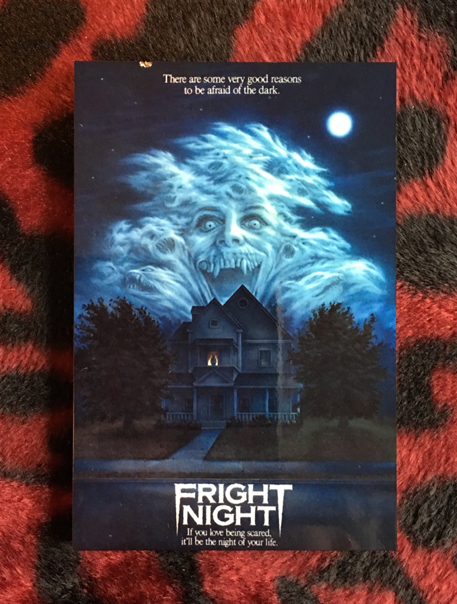 Fright Night Magnet