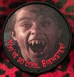 Fright Night Evil Ed Patch