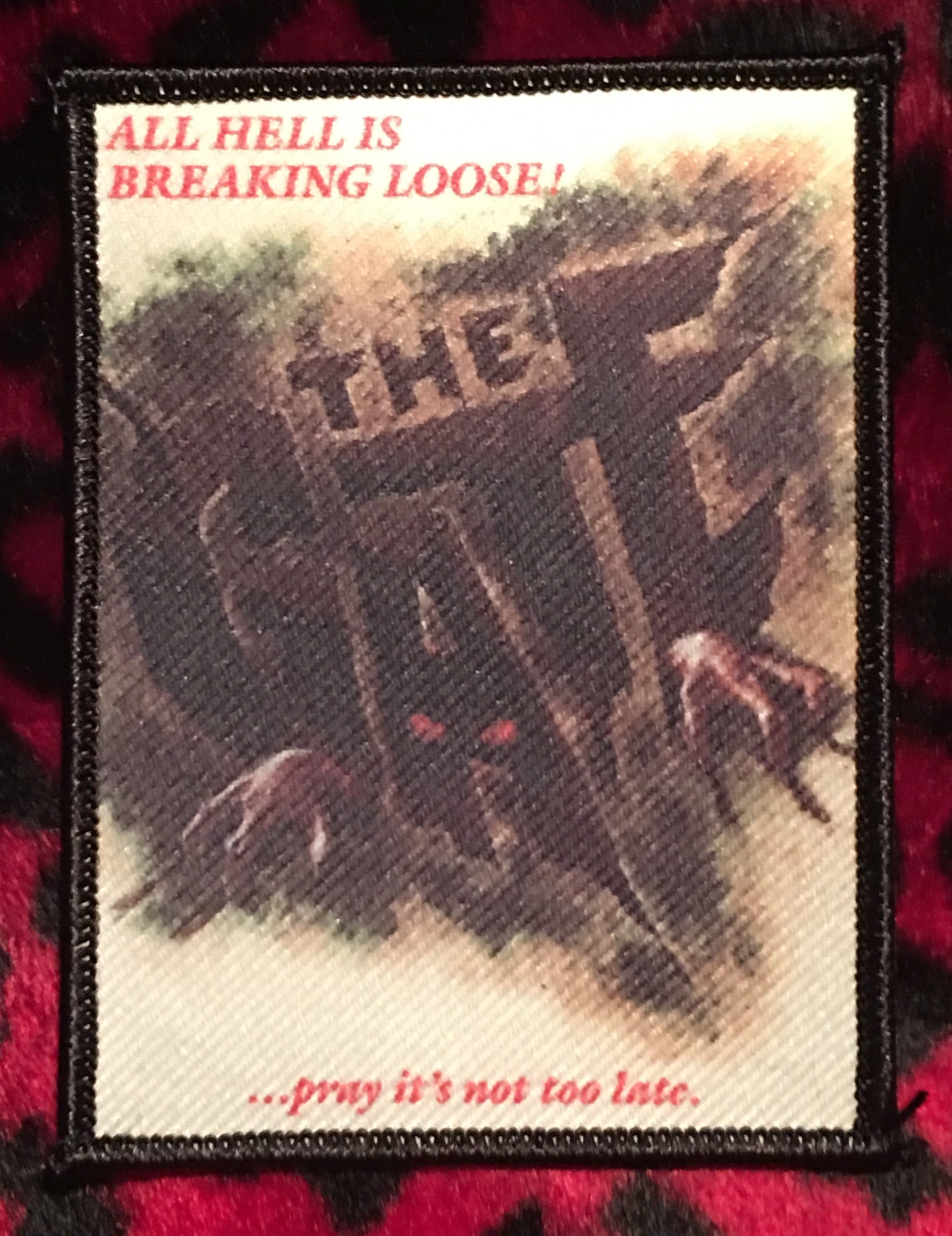 The Gate Patch