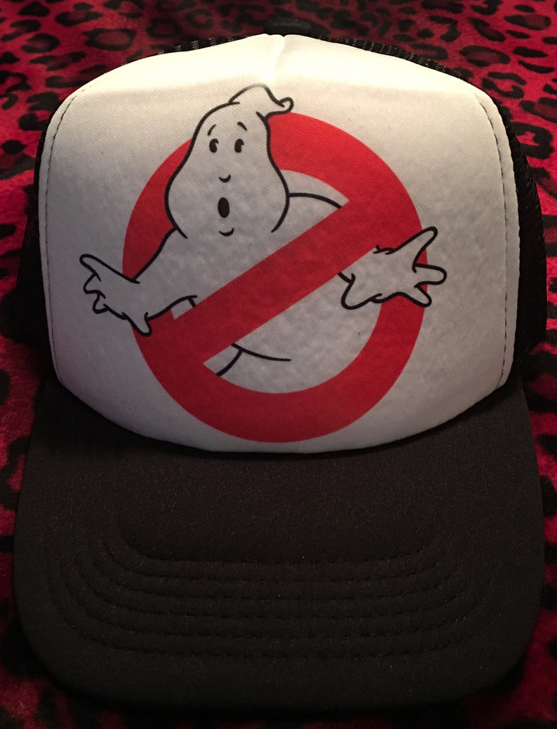Ghostbusters Trucker Hat
