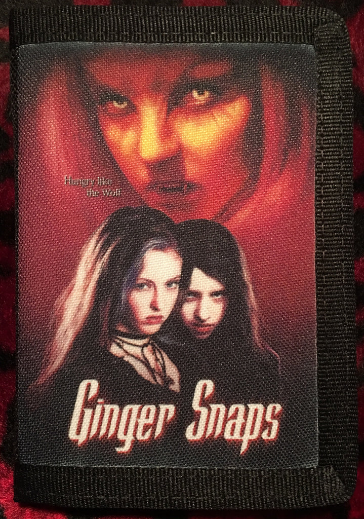 Ginger Snaps Canvas Wallet