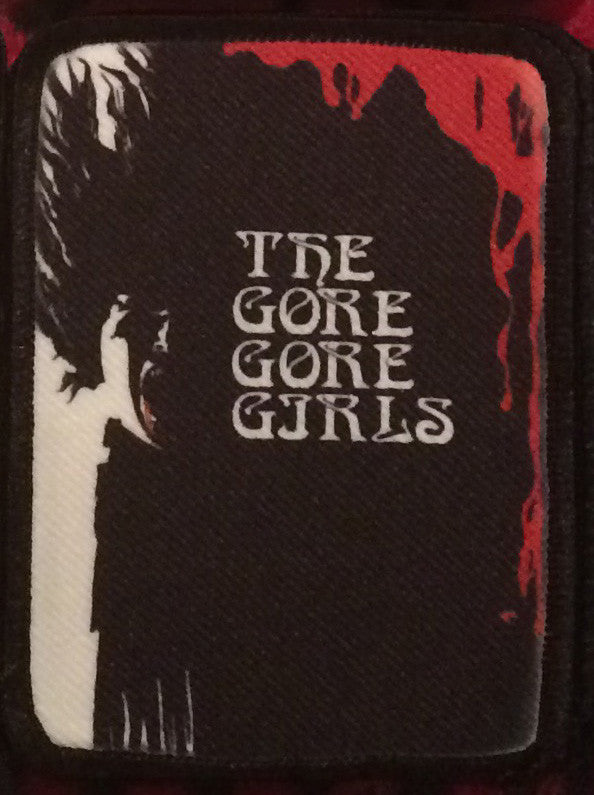 The Gore Gore Girls Patch