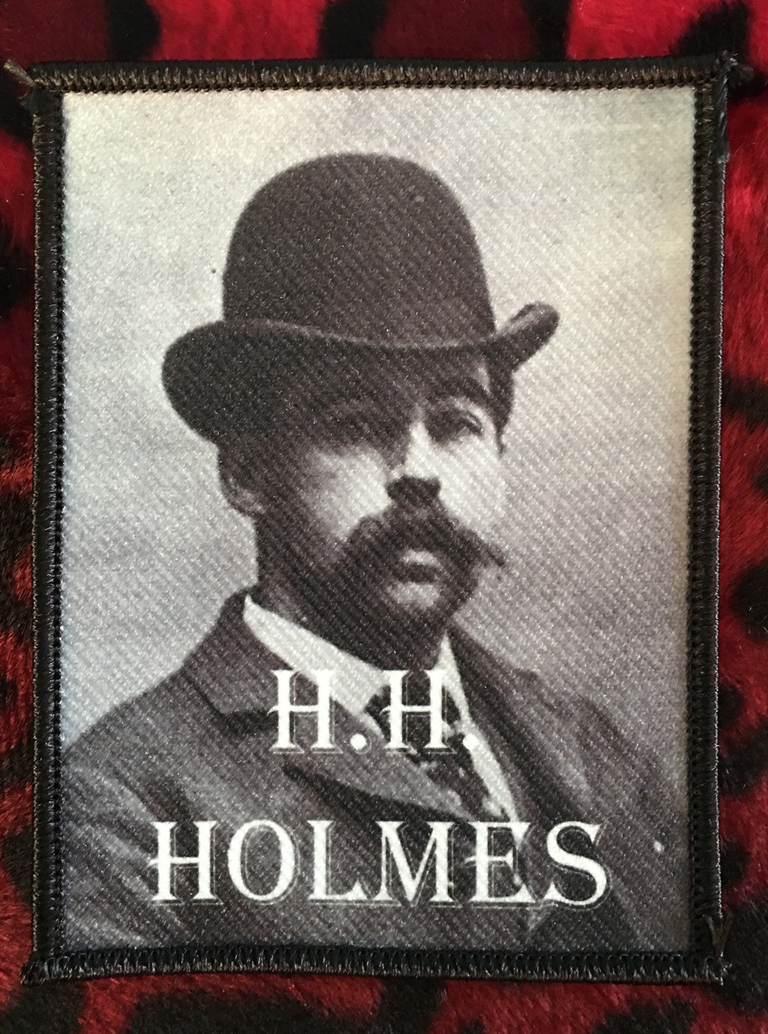 H. H. Holmes Patch