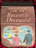 Beetlejuice Handbook For The Recently Deceased Small Bag