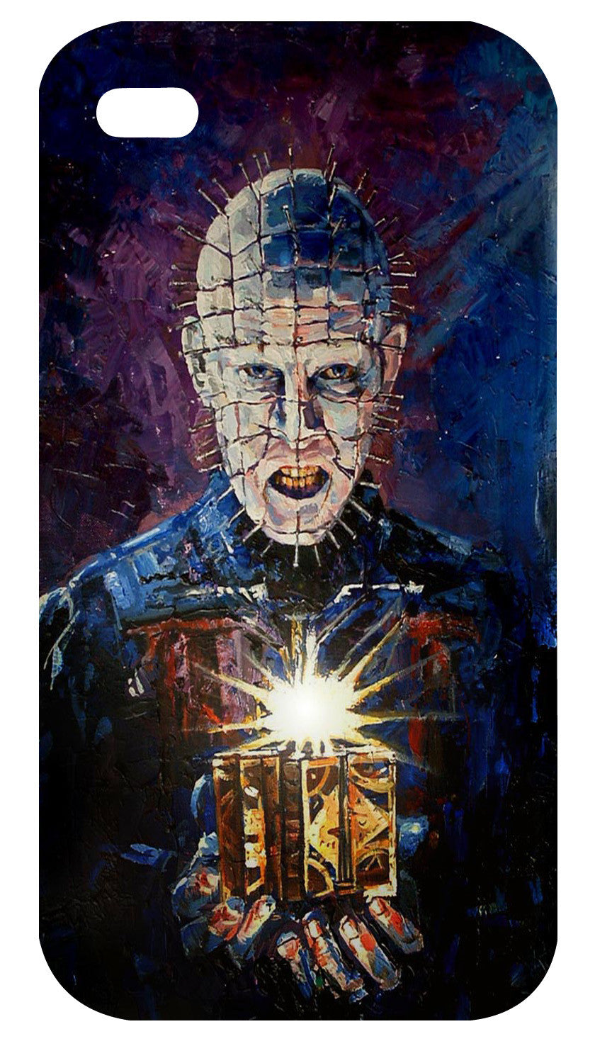 Hellraiser Pinhead Portrait iPhone 4/4S Case