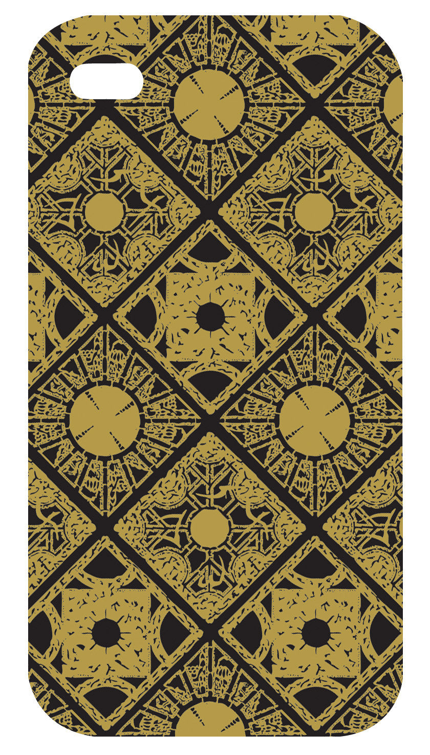 Hellraiser Lament Configuration iPhone 4/4S Case