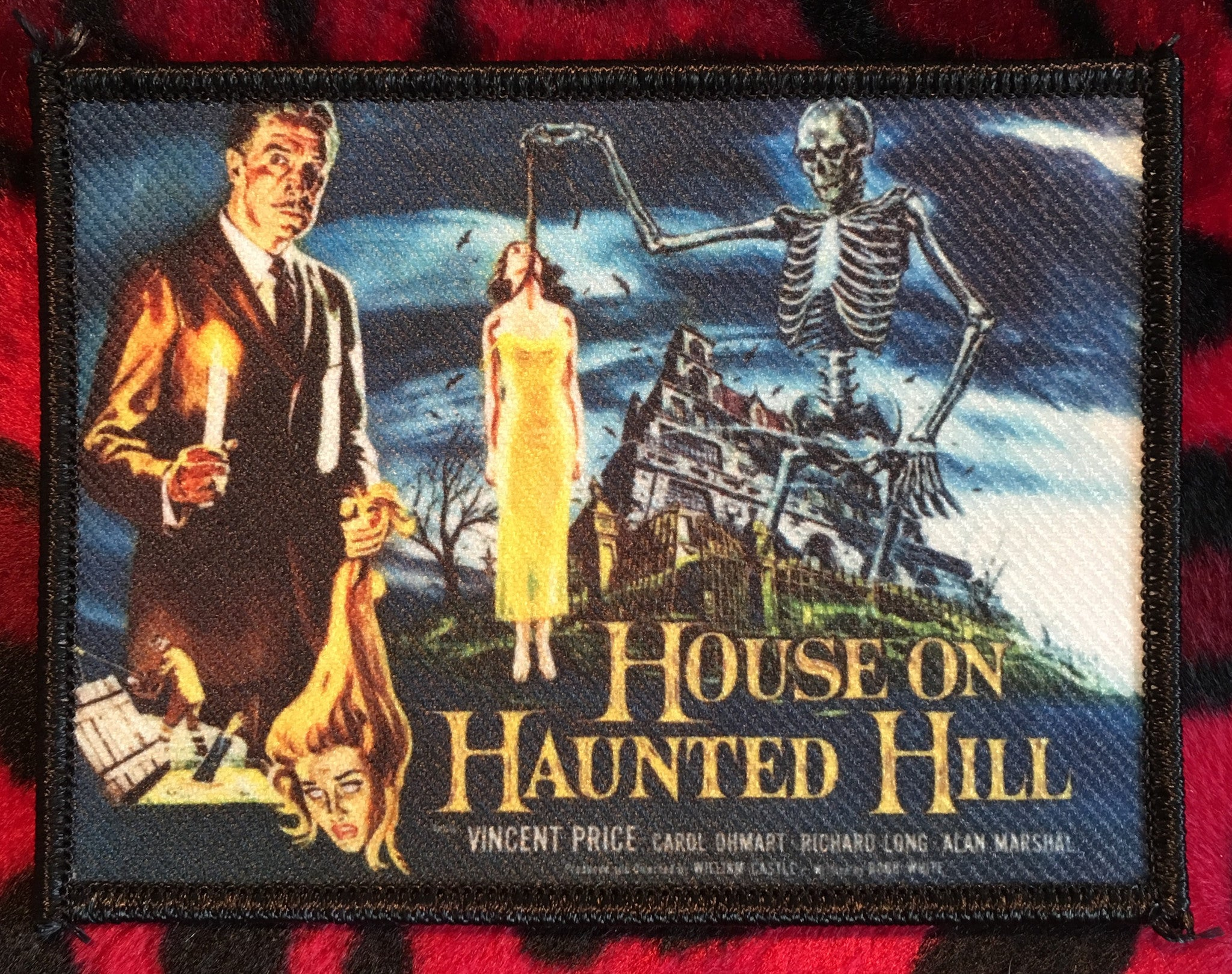 House on Haunted Hill Patch