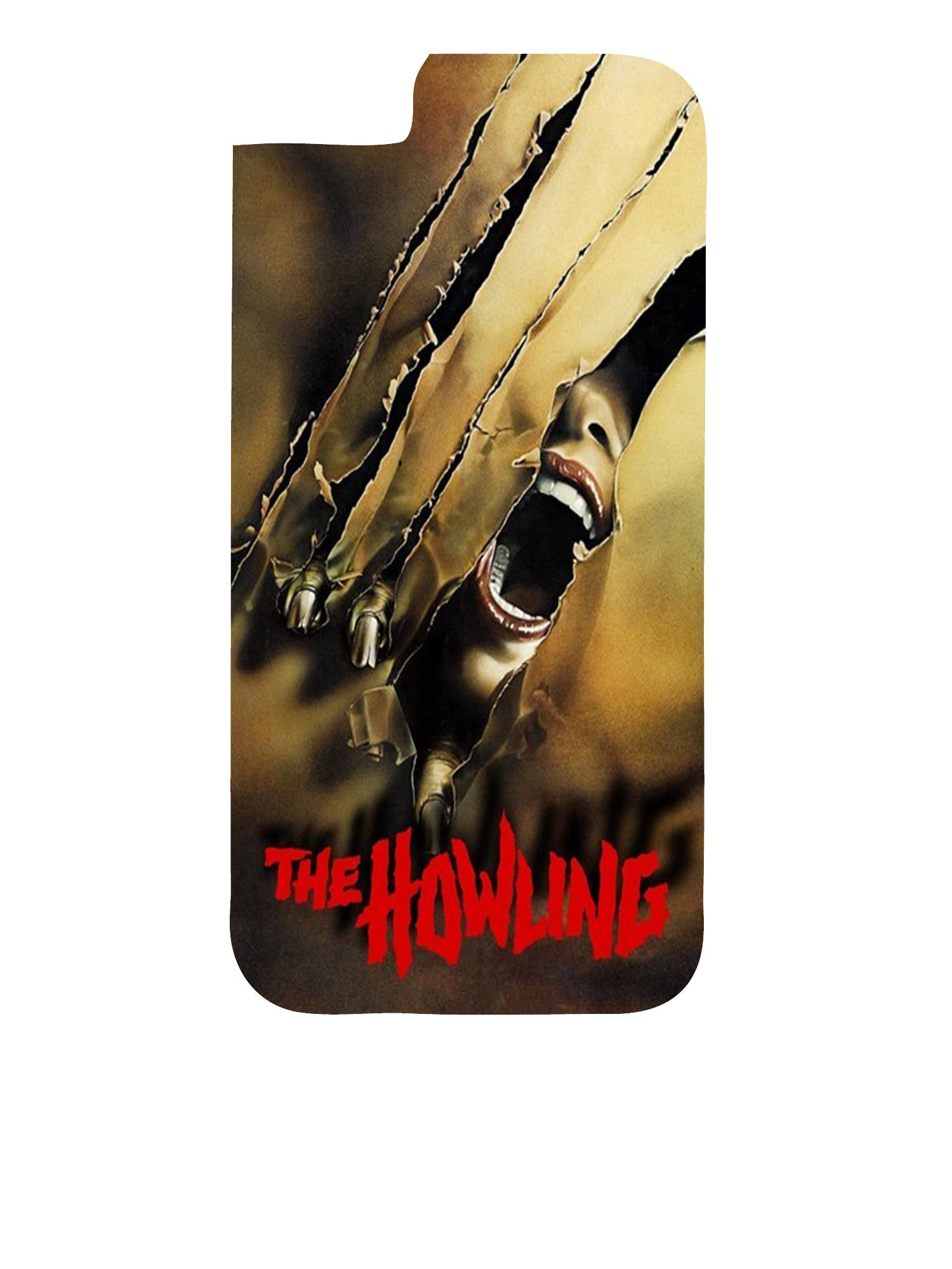 The Howling iPhone 5C Case