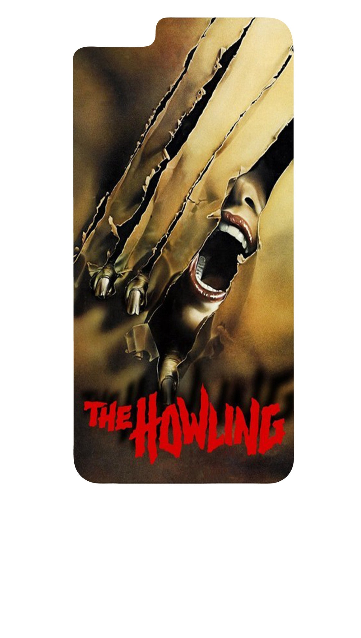 The Howling iPhone 6+/6S+ Case