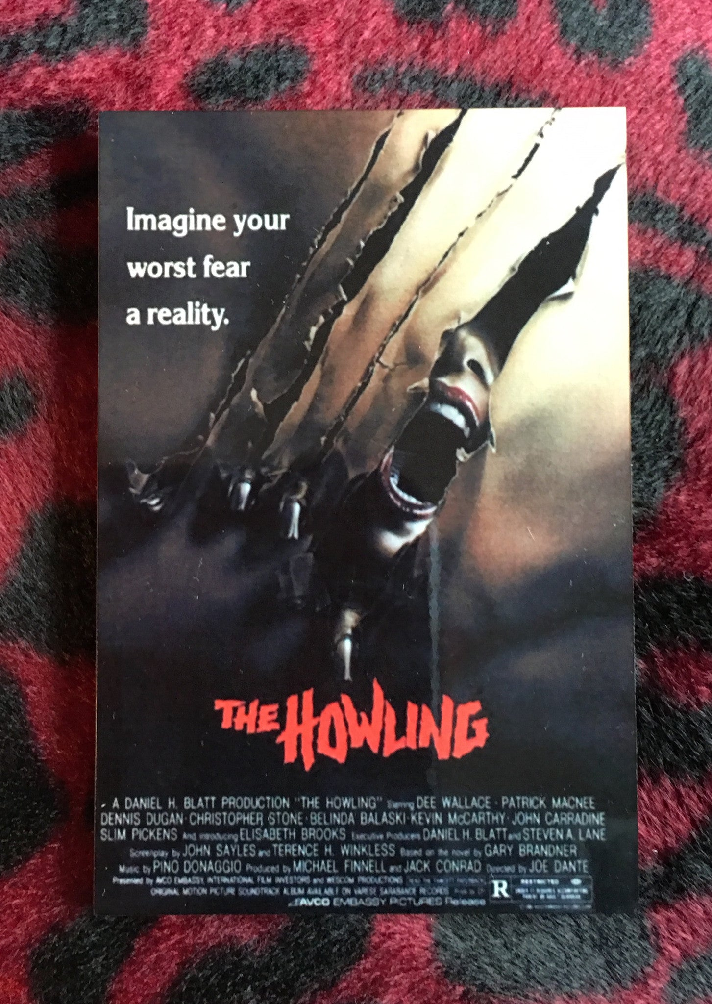 The Howling Magnet