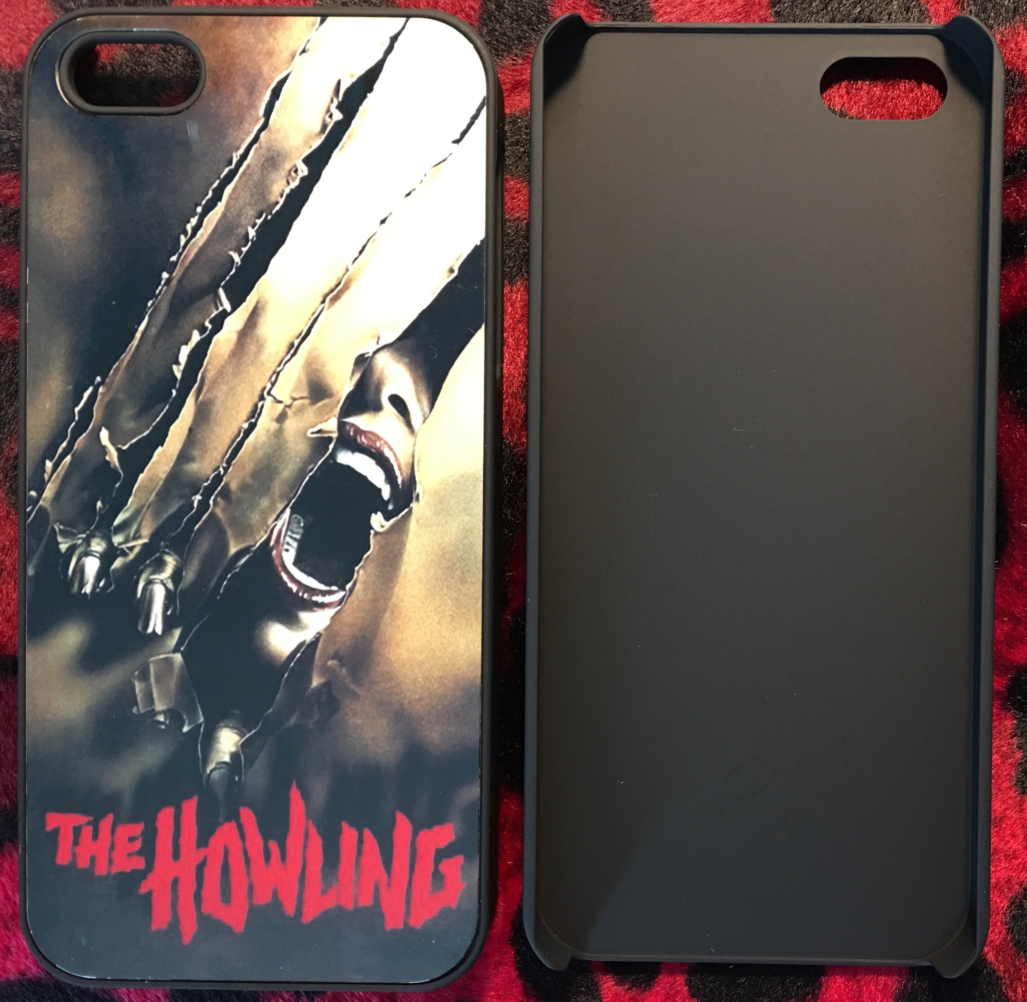 The Howling iPhone 5/5S Case