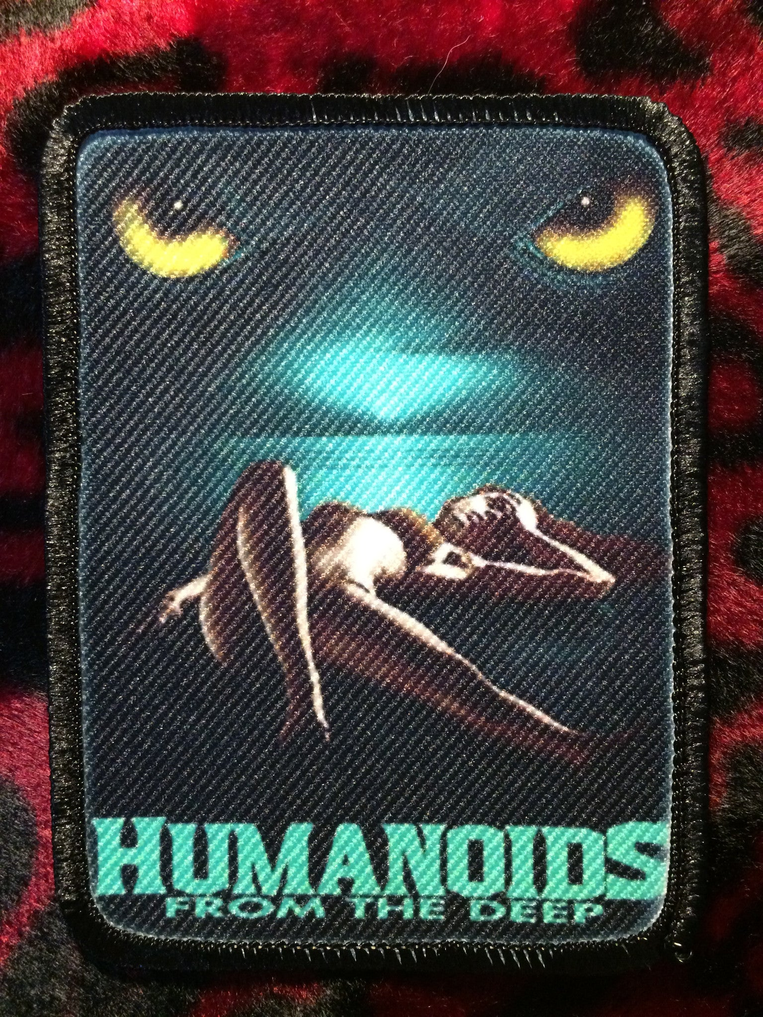 Humanoids From The Deep Patch