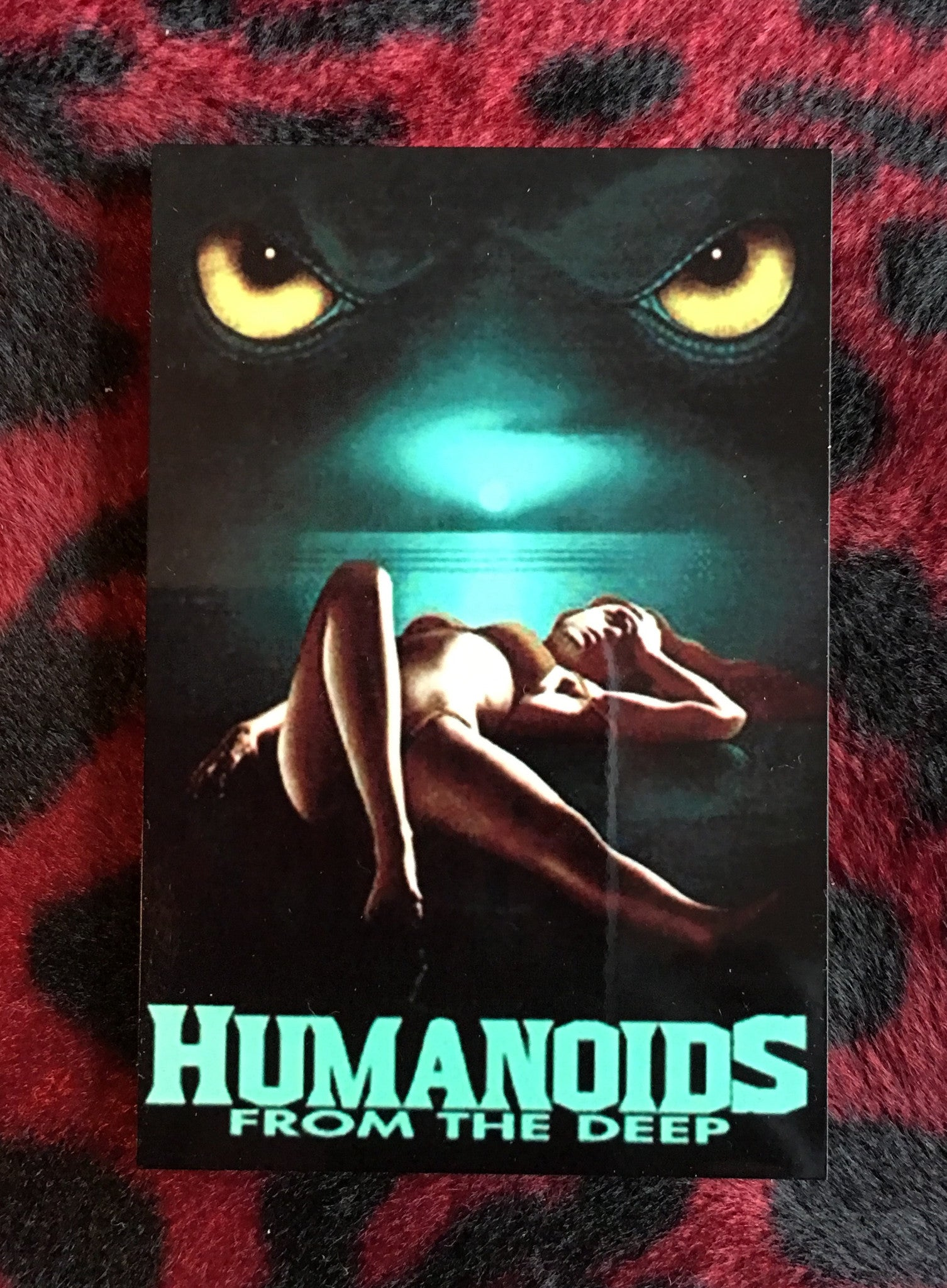 Humanoids From The Deep Magnet