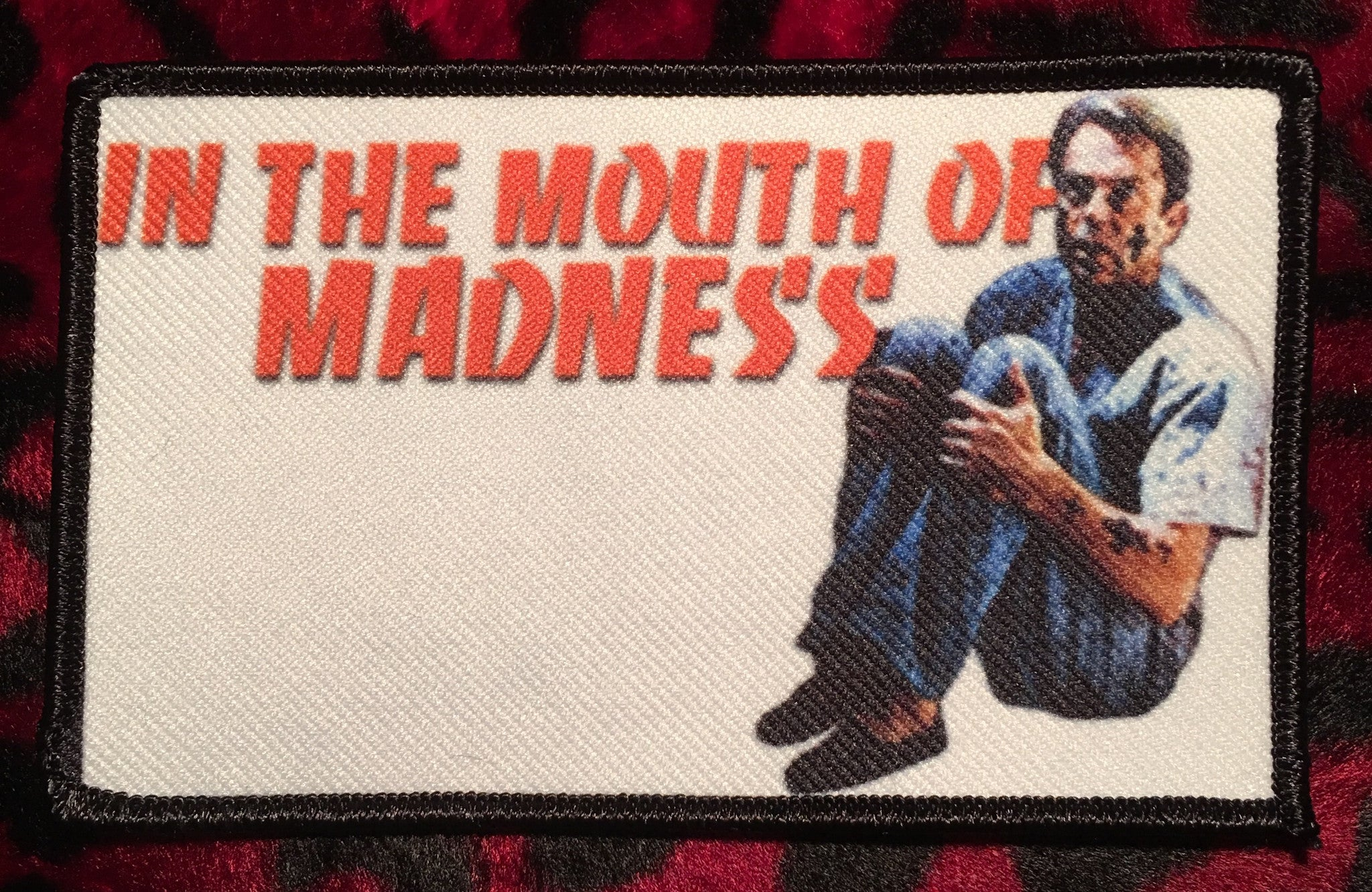 In The Mouth of Madness Patch