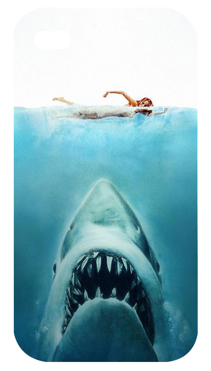 Jaws iPhone 4/4S Case