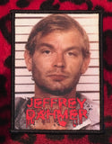Jeffrey Dahmer Mug Shot Patch