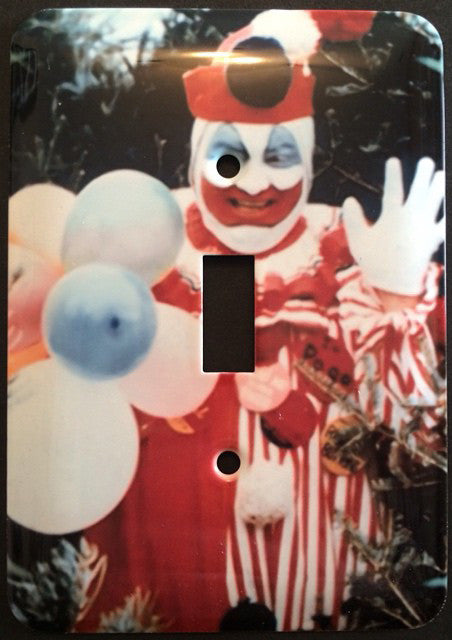 John Wayne Gacy Light Switch Cover