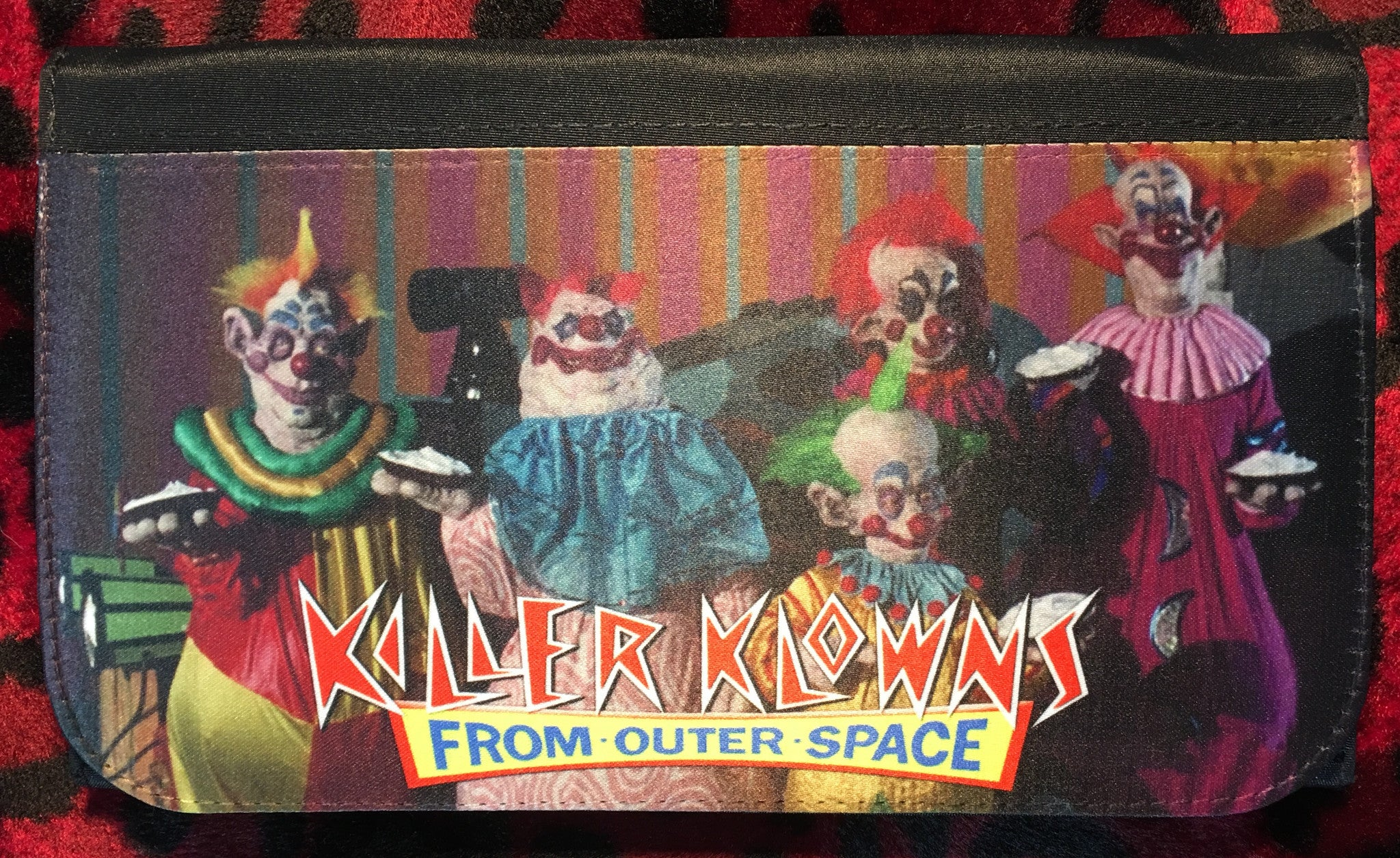 Killer Klowns From Outer Space Wallet