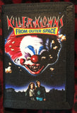 Killer Klowns From Outer Space Canvas Wallet