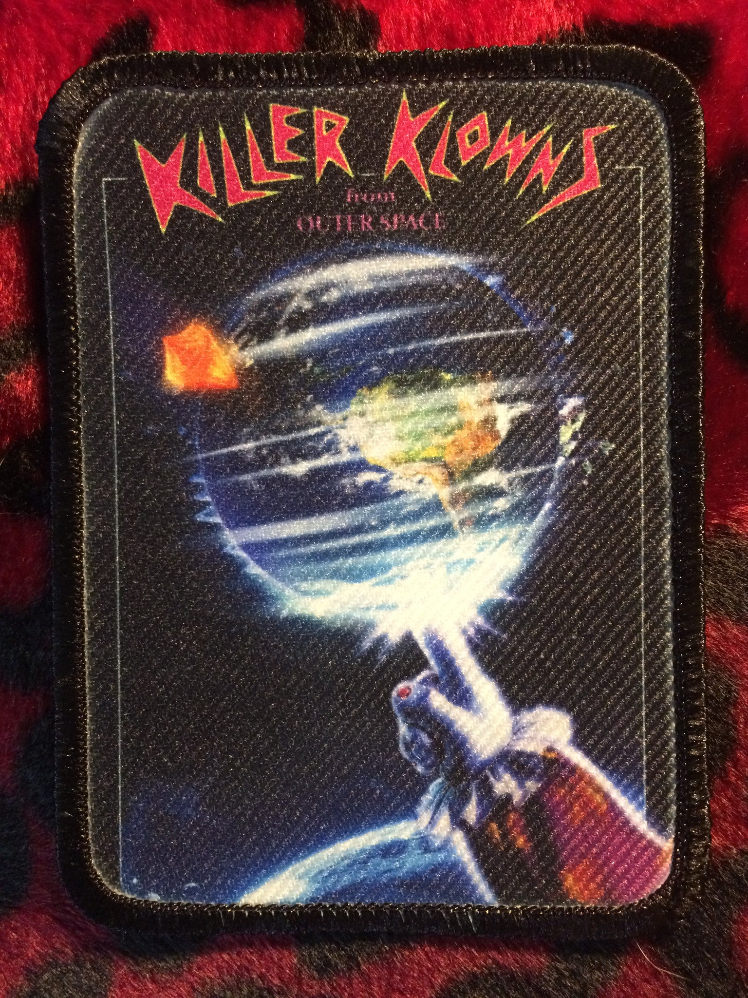 Killer Klowns From Outer Space Patch