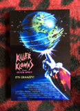 Killer Klowns From Outer Space Magnet