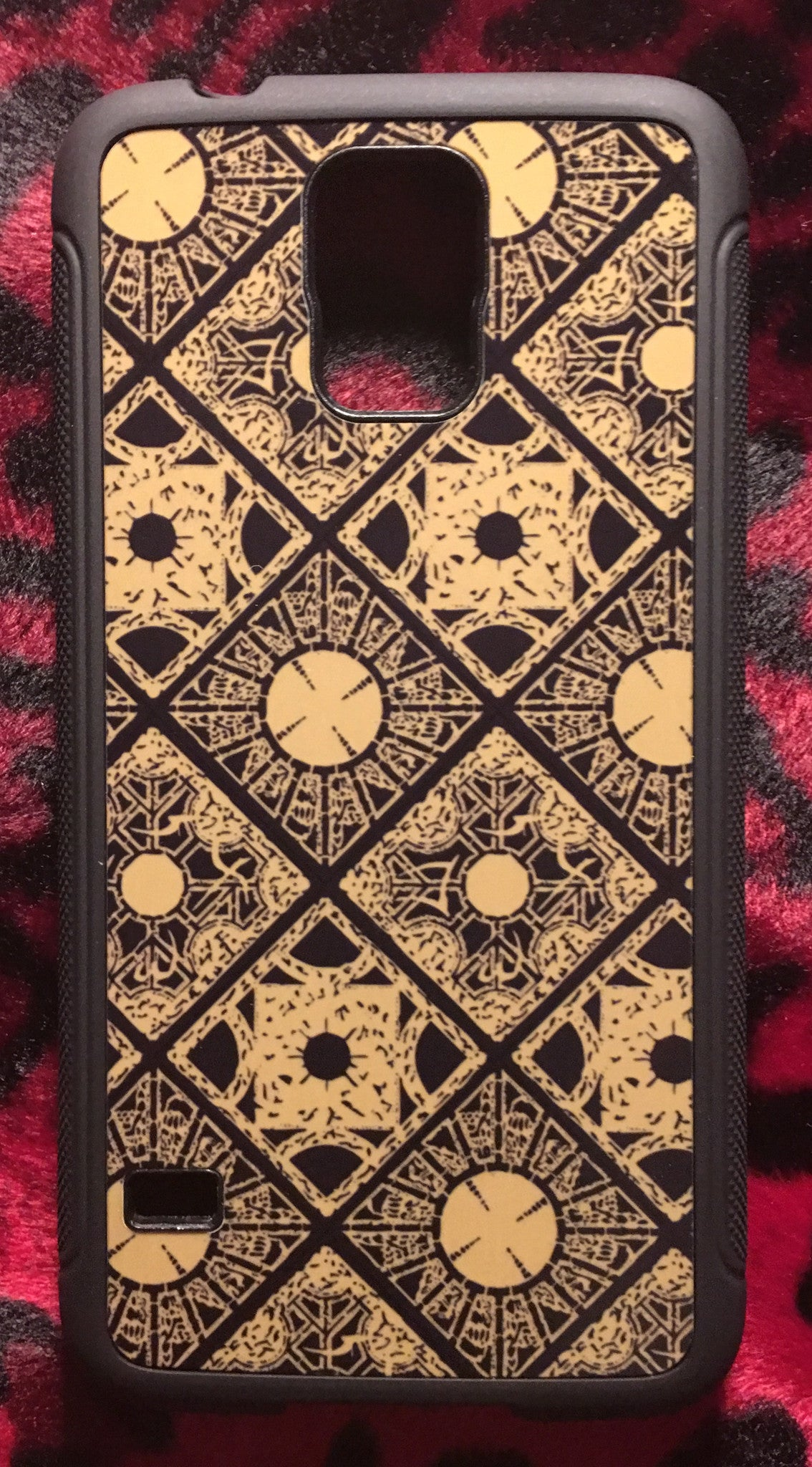 Hellraiser Lament Configuration S5 Phone Case